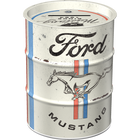 Ford Mustang Horse & Stripes