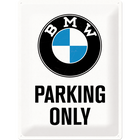 BMW Parking Only A3